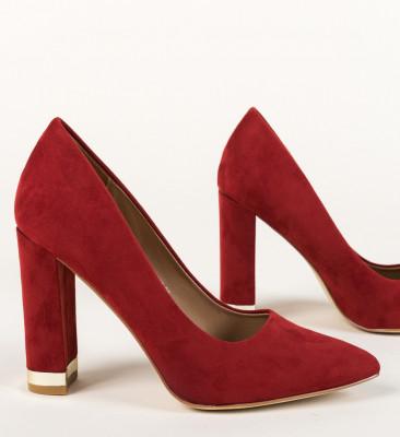 Обувки Sofie Гранатов