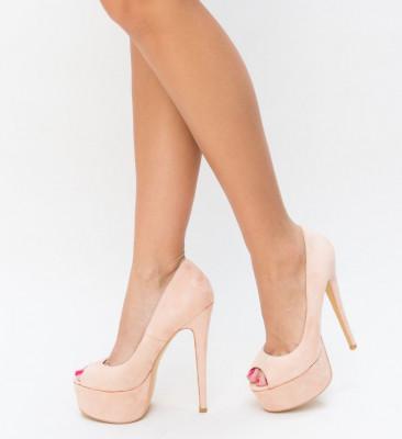 Обувки Soja Розови