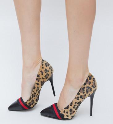 Обувки Sonna Черни