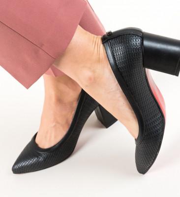 Обувки Spic Черни