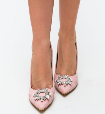 Обувки Spiti Розови