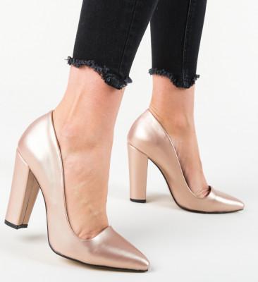 Обувки Sunshine Златни