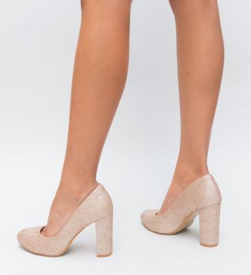 Обувки Tagor Златни
