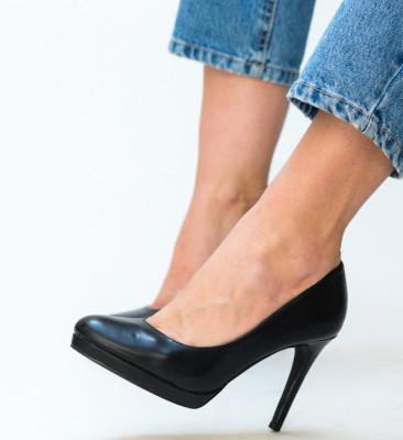 Обувки Temera Черни