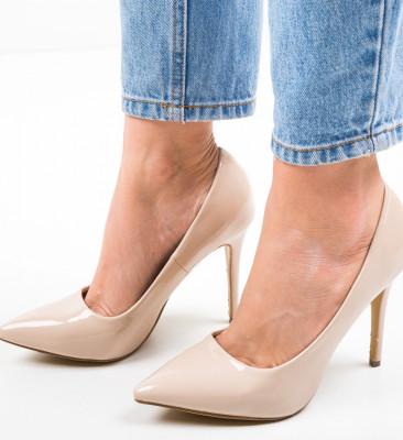 Обувки Tommyga Бежов