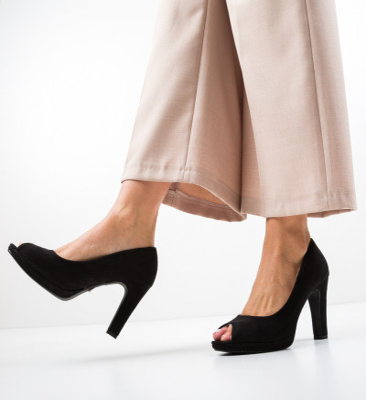 Обувки Tyson Черни