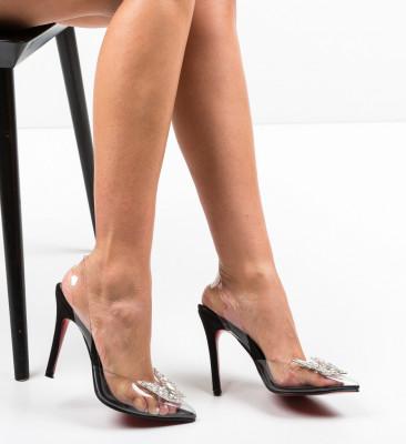 Обувки Zeltis Черни