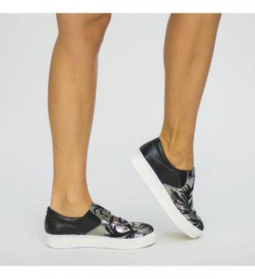 Спортни Обувки Йохаз Черни 2