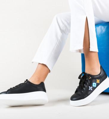 Спортни обувки Albur Черни