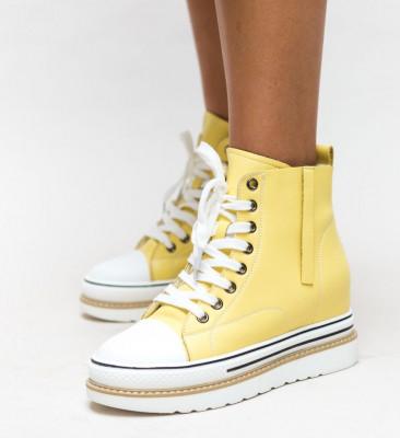 Спортни Обувки Bobima Жълти