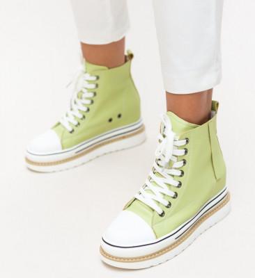 Спортни Обувки Bobima Зелени