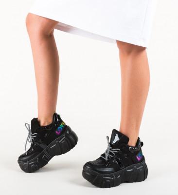 Спортни обувки Bojak Черни