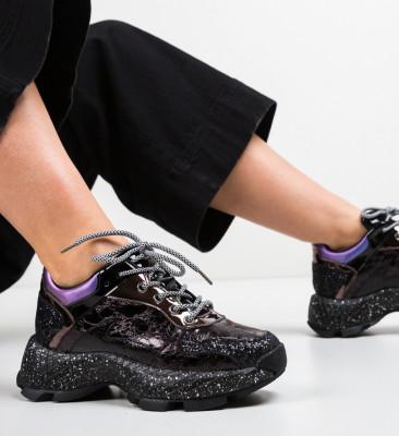 Спортни обувки Edeli Черни