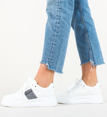 Спортни обувки Japano Бели