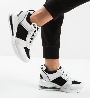 Спортни обувки Lilith Черни