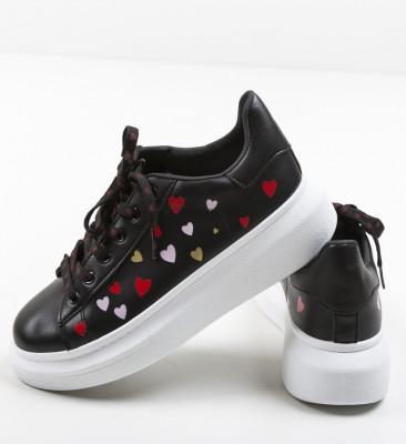 Спортни обувки Loove Черни