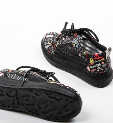 Спортни обувки Lowo 2 Черни