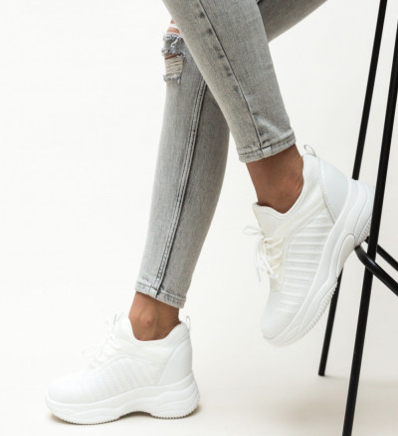 Спортни Обувки Nomade Бели