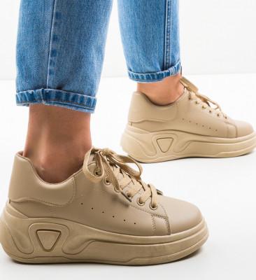 Спортни обувки Pugh Бежов