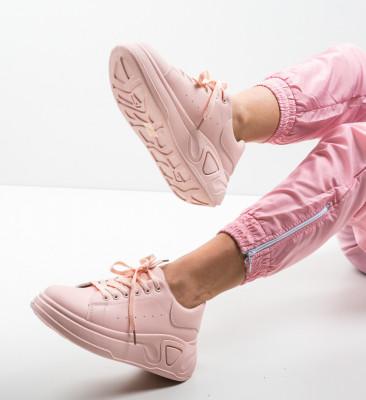 Спортни обувки Pugh Розов