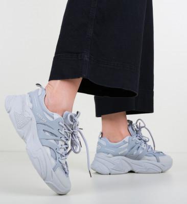 Спортни обувки Sanko Сив