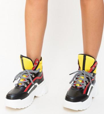 Спортни Обувки Spedin Черни