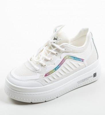 Спортни обувки Vern Бели