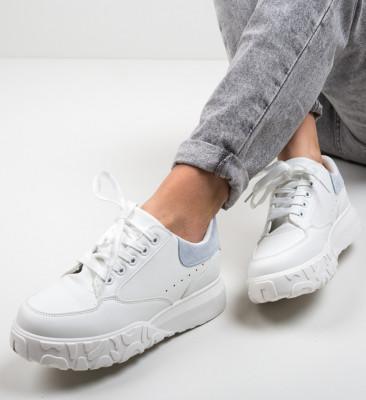 Спортни обувки Vikram Бели