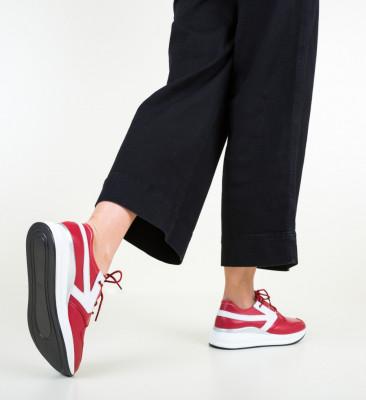Ежедневни обувки Arnol Червени