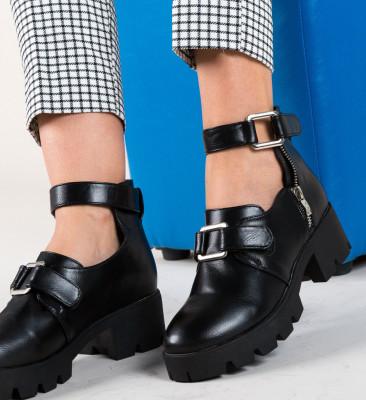 Ежедневни обувки Bikol Черни