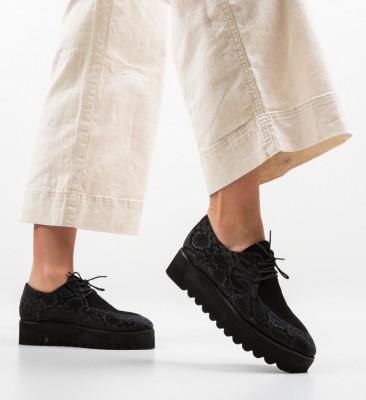 Ежедневни обувки Egypt 3 Черни