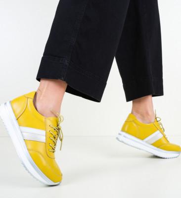 Ежедневни обувки Good Жълти