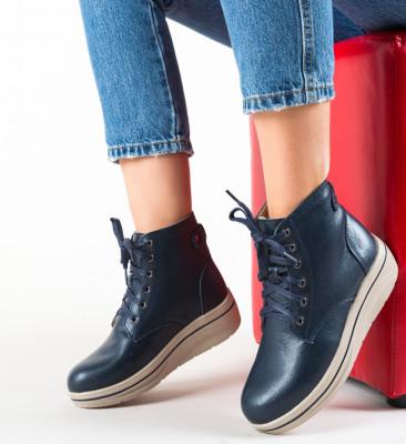Ежедневни обувки Lakiob Тъмносин