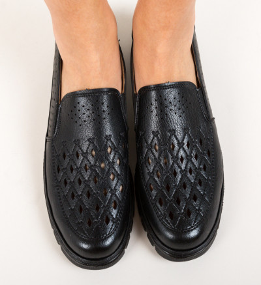 Ежедневни обувки Lerini Черни
