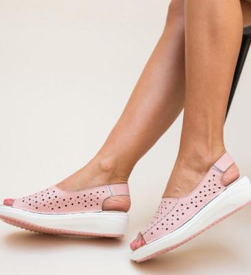 Ежедневни обувки Lindone Розови
