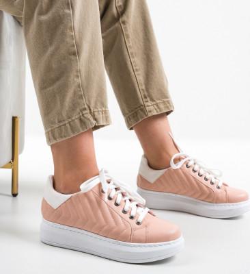 Ежедневни обувки Mandro Розов