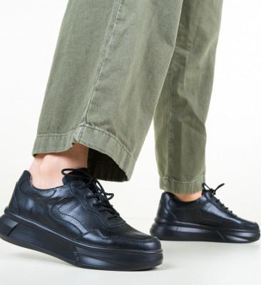 Ежедневни обувки Peters Черни