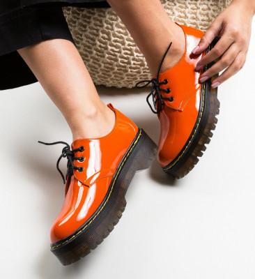 Ежедневни обувки Riley Оранжеви