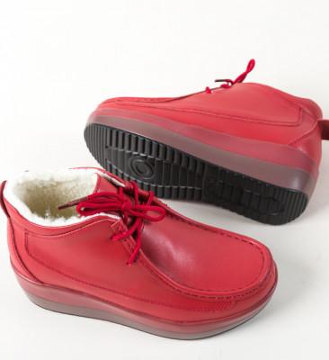 Ежедневни обувки Ryhko Червени