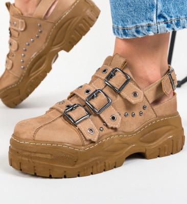 Ежедневни обувки Stoneh Кафяв