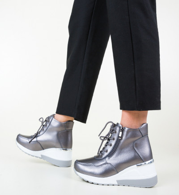 Ежедневни обувки Vance Сив