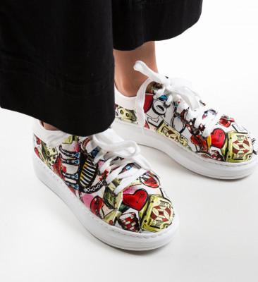 Ежедневни обувки Weber 2 Многоцветни