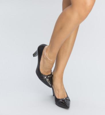 Обувки Диверти Черни