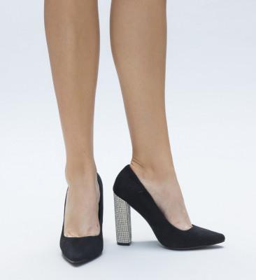 Обувки Клуд Черни