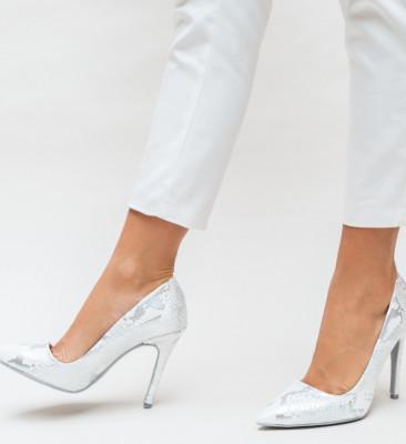 Обувки Ando Сребърни