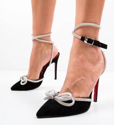 Обувки Bark Черни