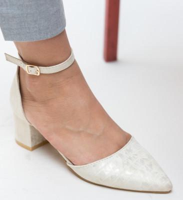 Обувки Devlin Бежови