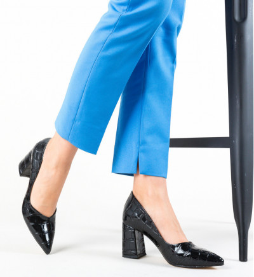 Обувки Hilfi Черни