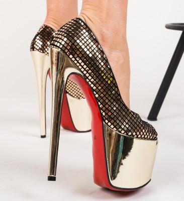 Обувки Informatio Многоцветни