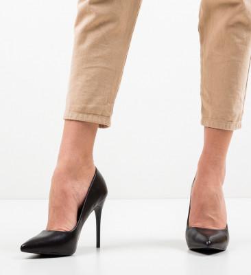 Обувки Ivor Черни
